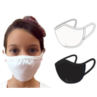 COTTON FACE MASK - ADULT & YOUTH